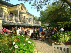 a special occasion hosted at Stonecroft Country Inn
