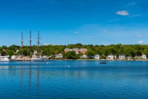 Mystic, CT Port