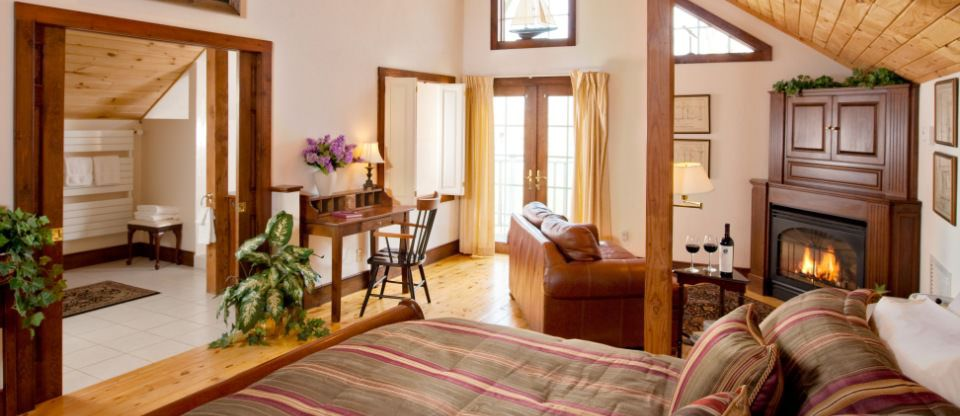 Inn at Mystic Rooms Breakfast Inn in Mystic