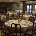 Fall Wedding at Stonecroft Country Inn near Mystic CT