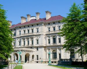 See the Amazing Newport RI Mansions