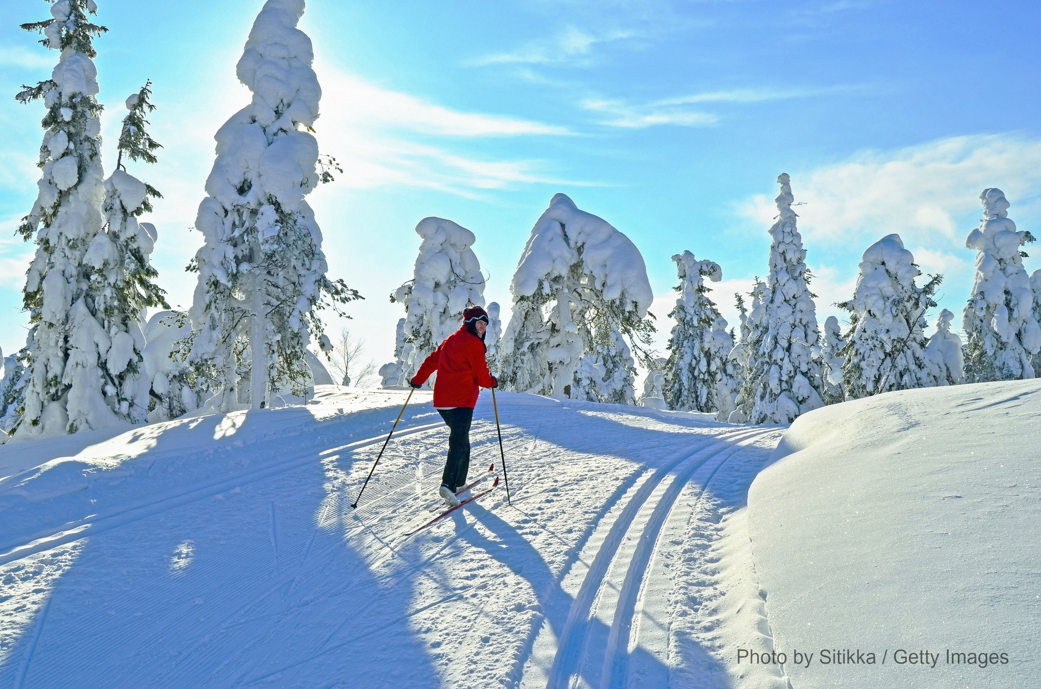 here's how to enjoy cross country skiing in ct to the fullest