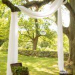 stonecroft wedding set up