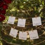 Stonecroft Table Seating Placement Cards