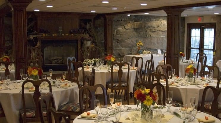 Stonewall Dining Room at Stonecroft Country Inn