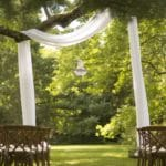 Outdoor Garden Wedding Stonecroft Country Inn