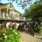Party on the Patio at Stonecroft Country Inn