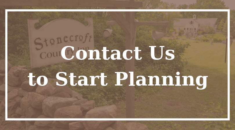 Contact Us to Start Planning