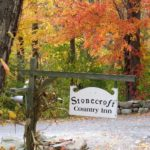 Stonecroft in fall
