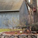 Stonecroft gardening shed